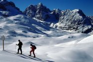 Madonna di Campiglio - Excursion on Snowshoes
