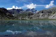 Brenta Dolomiten Lake Cornisello